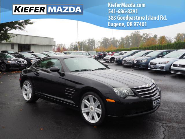 Pre Owned 2006 Chrysler Crossfire 2dr Cpe 2d Coupe In Eugene