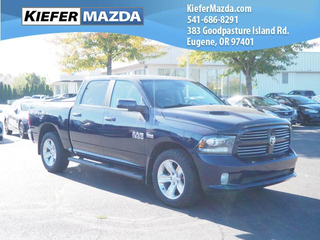 Pre-Owned 2013 Ram 1500 4WD Crew Cab 140.5 Sport