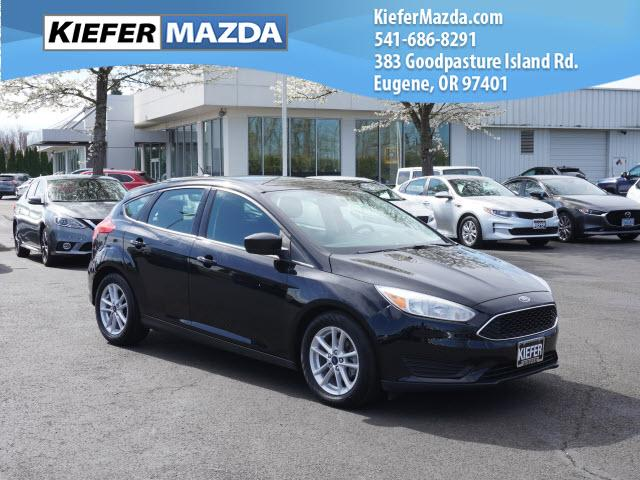 Pre-Owned 2018 Ford Focus SE Hatch
