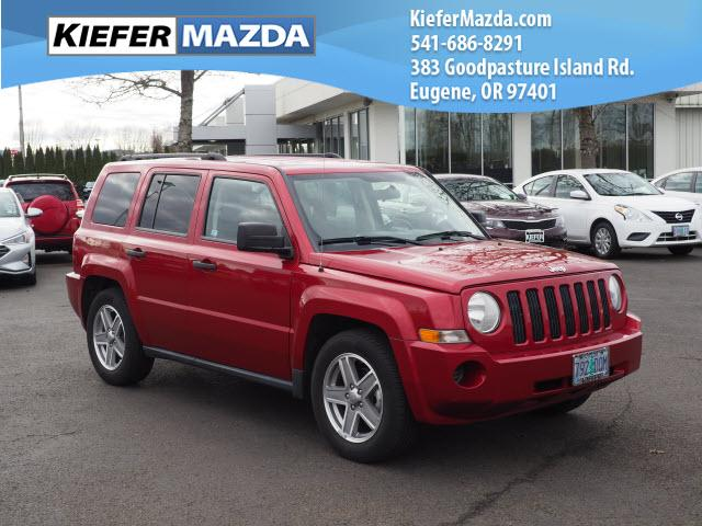 Pre-Owned 2008 Jeep Patriot 4WD 4dr Sport