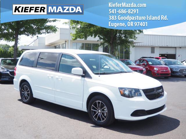 Pre-Owned 2016 Dodge Grand Caravan 4dr Wgn SE Plus