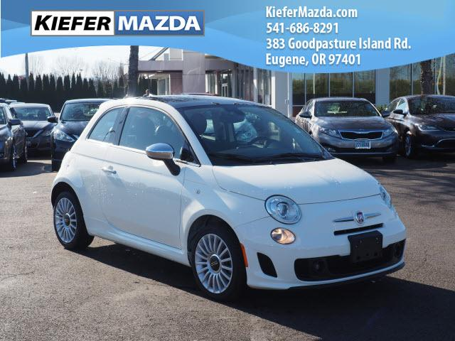 Pre-Owned 2018 FIAT 500 Lounge Hatch