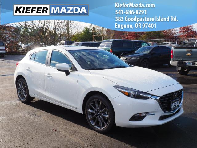 New 2018 Mazda3 5-Door Grand Touring Auto
