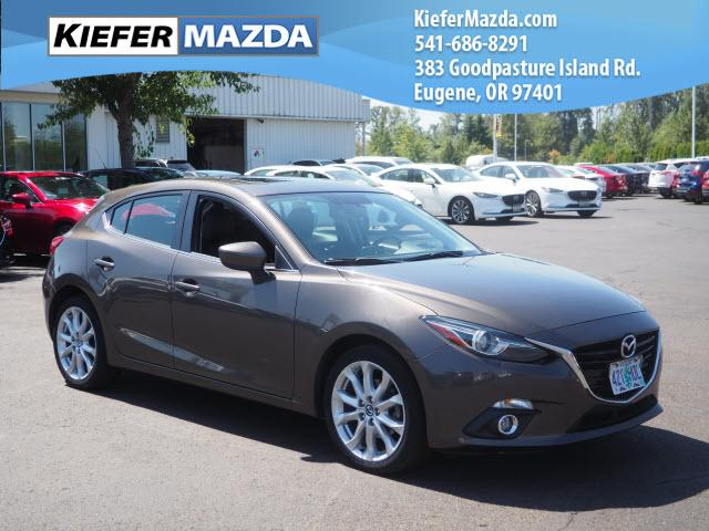 Pre-Owned 2014 Mazda3 5dr HB Auto s Grand Touring