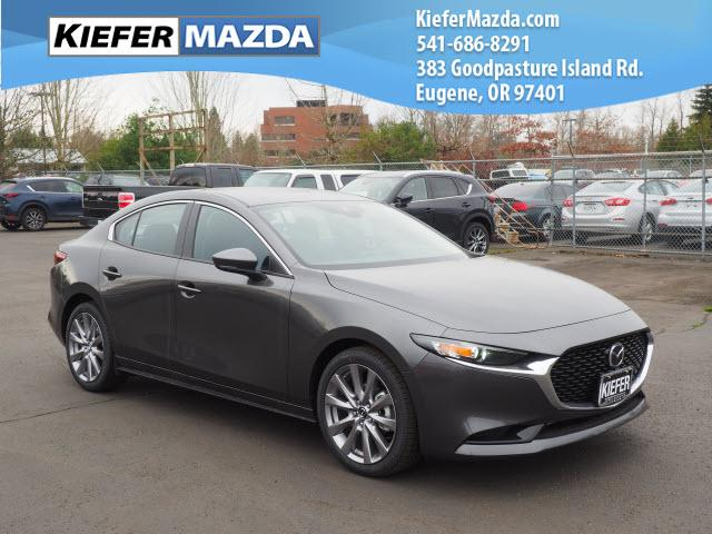 New 2019 Mazda3 FWD w/Select Pkg