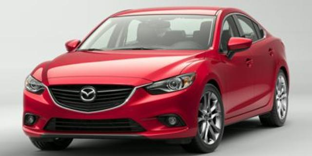 Pre-Owned 2015 Mazda6 4dr Sdn Auto i Touring