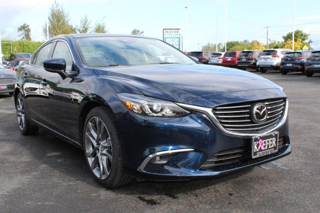 Nice Certified Pre Owned 2017 Mazda6 Grand Touring Auto