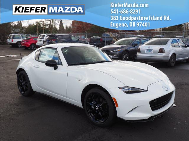 New 2019 Mazda Mx 5 Miata Rf Club Auto