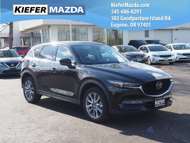 Pre-Owned 2019 Mazda CX-5 Grand Touring AWD