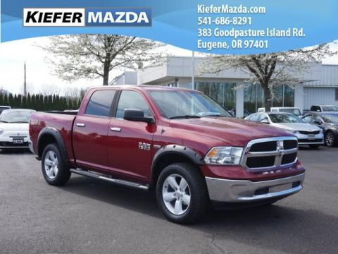 Pre-Owned 2014 Ram 1500 4WD Crew Cab 140.5 SLT