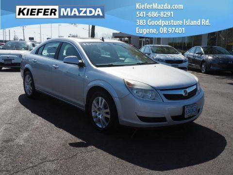 Pre-Owned 2009 Saturn Aura Hybrid 4dr Sdn