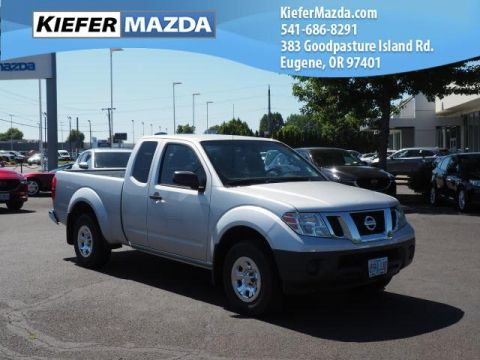 pre owned 2015 nissan frontier 2wd king cab i4 manual s king cab in eugene fm3939a kiefer mazda kiefer mazda