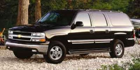 Pre-Owned 2003 Chevrolet Suburban 4dr 1500 4WD LS