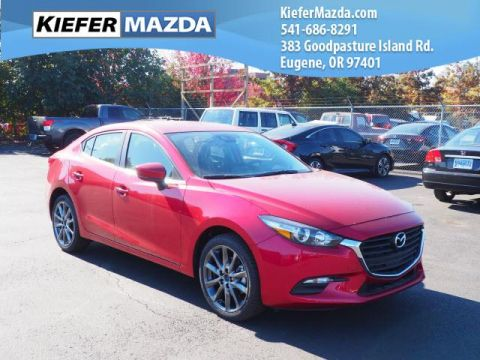 New 2018 Mazda3 4-Door Touring Auto