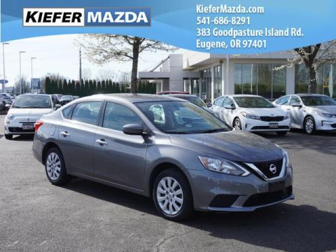 Pre-Owned 2018 Nissan Sentra S CVT