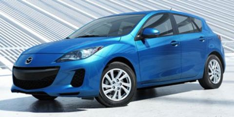 Pre-Owned 2012 Mazda3 5dr HB Auto i Touring
