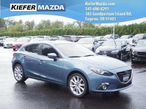 Pre-Owned 2015 Mazda3 5dr HB Auto s Grand Touring