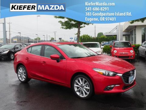 Pre-Owned 2017 Mazda3 4-Door Grand Touring Auto