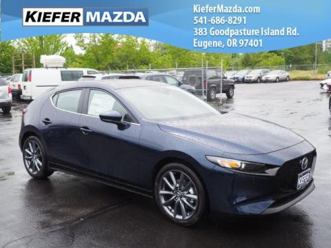 New 2019 Mazda3 Hatchback FWD Auto