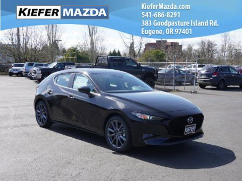 New 2020 Mazda3 Hatchback FWD Auto w/Preferred Pkg