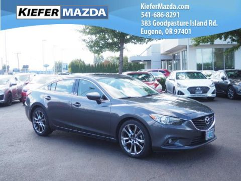 Pre-Owned 2015 Mazda6 4dr Sdn Auto i Grand Touring