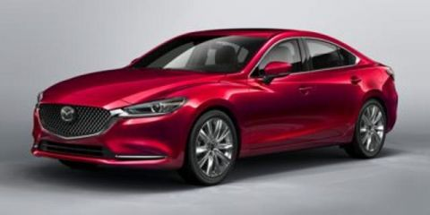 Certified Pre-Owned 2018 Mazda6 Grand Touring Reserve Auto
