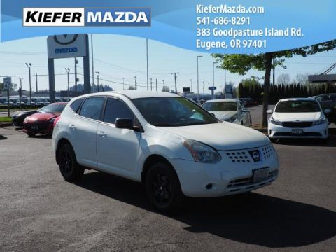 Pre-Owned 2009 Nissan Rogue AWD 4dr S