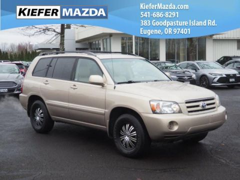 Pre-Owned 2006 Toyota Highlander 4dr 4-Cyl 4WD