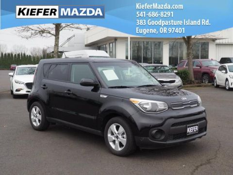 Pre-Owned 2018 Kia Soul Base Manual